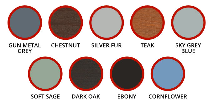 Protek Wood Stain and Protector - Adley