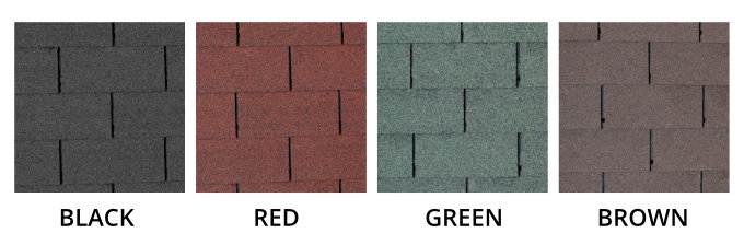 Stour Shingle Options - DIY