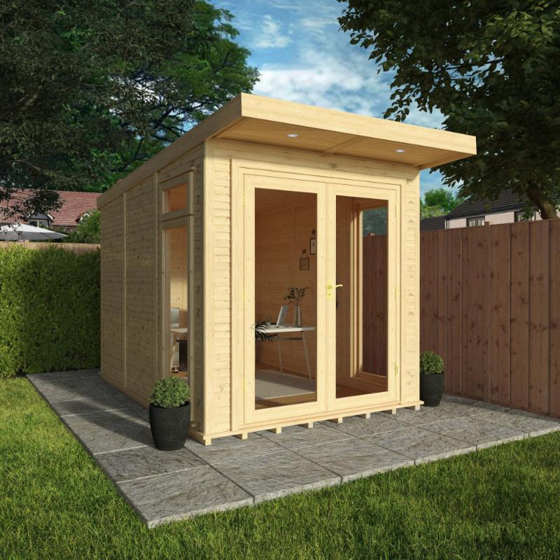 Adley 2 x 3m Insulated Garden Room