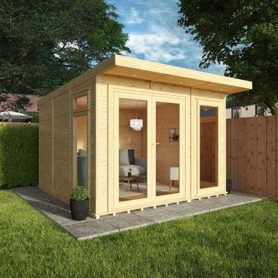 Adley 3m x 3m Insulated Garden Room