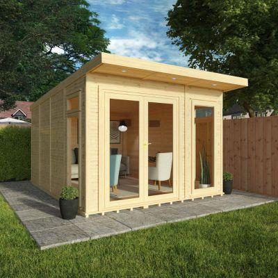 Adley 3m x 4m Insulated Garden Room
