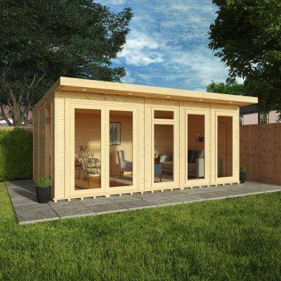 Adley 5m x 3m Insulated Garden Room
