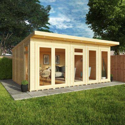 Adley 5m x 4m Insulated Garden Room