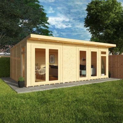 Adley 6m x 4m Insulated Garden Room
