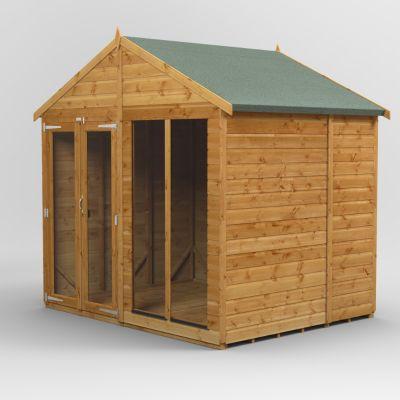 Oren 6' x 8' Shiplap Alcester Summer House