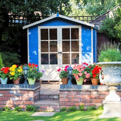 Loxley 7' x 5' Newent Summer House