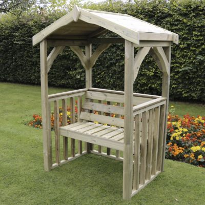 Moorvalley 2 Seater Modern Arbour