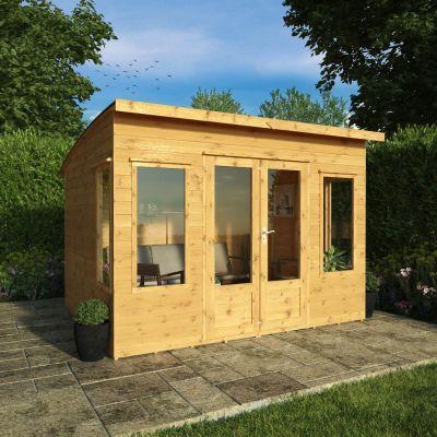 Adley 10' x 8' Loxley Summer House