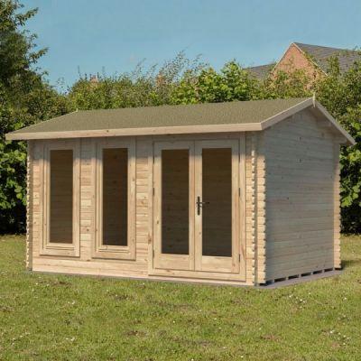 Hartwood 4m x 3m Witney Log Cabin