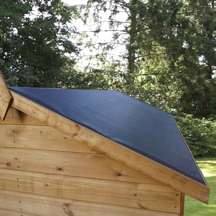 Adley EPDM Shed Roof Kit - 6' x 4'