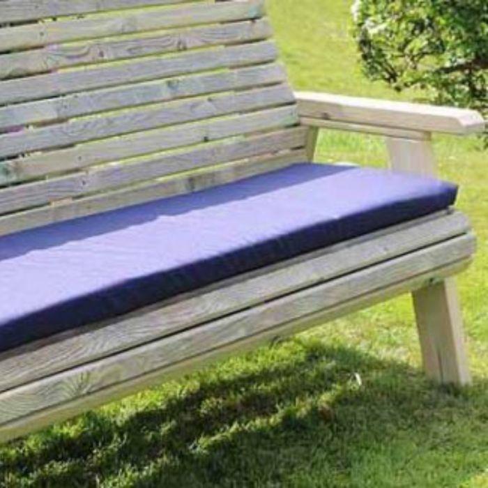 Moorvalley Triple Cushion -  Navy