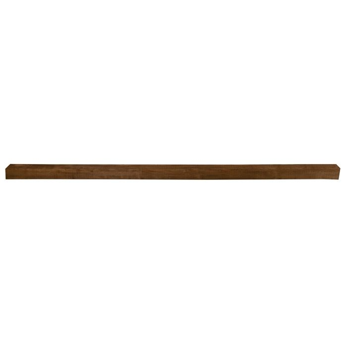 Hartwood 8' Brown Incised Fence Post - 75mm
