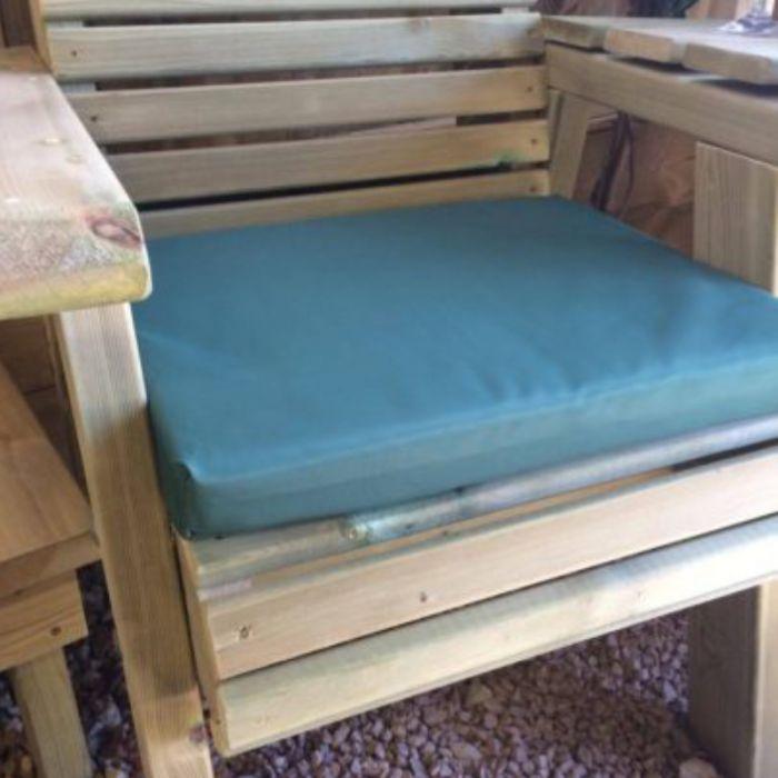 Moorvalley Single Cushion - Green