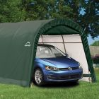 Shelter Logic 10' x 15' Round Top Style Portable Car Shelter