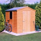 Loxley 5' x 7' Shiplap Apex Shed