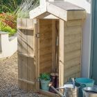 Hartwood Pressure Treated Shiplap Apex Small Garden Store