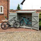 Rowlinson 6' x 3' Heritage Bike Shed