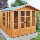 Loxley 7' x 10' Hallow Summer House