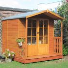 Loxley 7' x 7' Falmouth Summer House