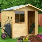 Loxley 7' x 7' Shiplap Apex Shed