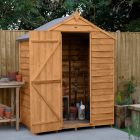 Hartwood 5' x 3' Windowless Overlap Apex Shed