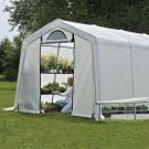 Shelter Logic 10' x 20' Peak Style Portable Greenhouse