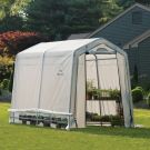 Shelter Logic 6' x 8' Peak Style Portable Greenhouse