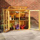 Adley 4' x 2 Mini Greenhouse