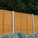 Hartwood 5' x 6' Lap Fence Panel