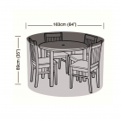 Cover Up - 4 Seater Circular Patio Set Cover - 163cm