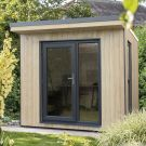 Hartwood 2.5m Premium Insulated Home Office