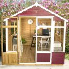 Hartwood 7' x 7' Sutton Summer House