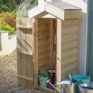 Hartwood Pressure Treated Shiplap Apex Small Garden Store