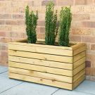 Hartwood Linear Double Planter
