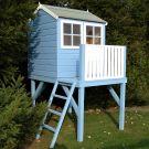 Loxley 4' x 4' Bon Bon Tower Playhouse
