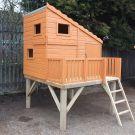 Loxley 6' x 4' Custard Tower Playhouse