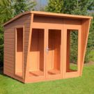 Loxley 8' x 8' Chalford Summer House