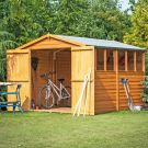 Loxley 6' x 10' Double Door Overlap Apex Shed