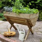 Hartwood Raised Trough Bed