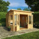 Adley 10' x 10' Loxley Summer House
