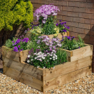 Hartwood Tiered Raised Bed