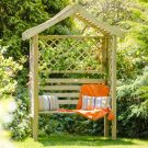 Hartwood Yorkshire Arbour Seat