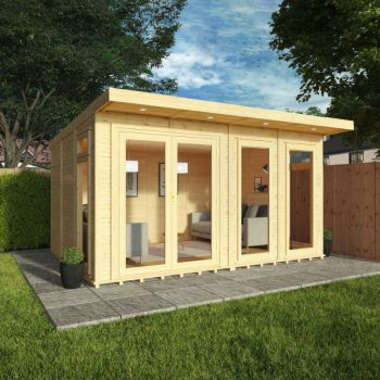 Adley 4m x 3m Insulated Garden Room