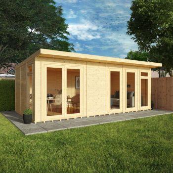 Adley 6m x 3m Insulated Garden Room