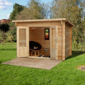 Hartwood 3m x 2m Whichford Log Cabin