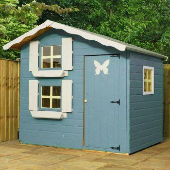 Adley 7' x 5' Jellytot Chalet Two Storey Playhouse