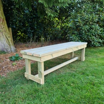 Moorvalley Beer Garden Bench