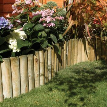 """Rowlinson 12"""" Border Roll 1.8m - Pack of 4"""