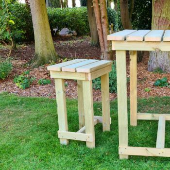 Moorvalley Beer Garden Bar Stool