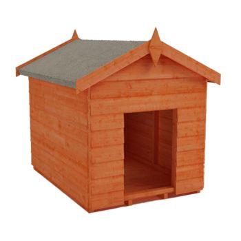 Redlands 4' x 3' Overlap Dog Kennel